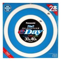 パナソニック パルックe-Day 30形+40形 昼光色 FCL3040EXDEF22T