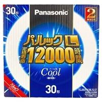 【店舗限定】パナソニック パルックL 30W形 クール色 2本入 FCL30EXD28LF22T