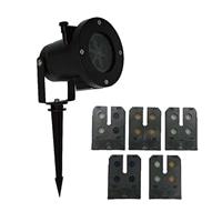 LEDカラーチェンジプロジェクターライト