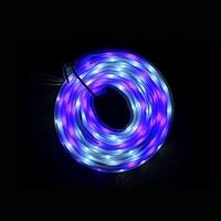 LEDテープライト 2m ホワイト/ブルー球