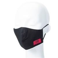 【数量限定・国内製造】EDWマスク 大人用 (小さめ)ブラック