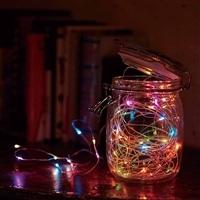 【数量限定】LEDフェアリーライト 30球 ミックス
