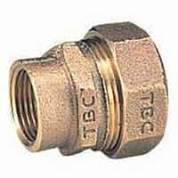 TBC PE継手メスネジ 1種水検 20P GV-1