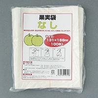 果実袋 梨用 純白口−引20金入 100P