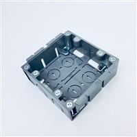 未来工業 パネルボックス2個用/SBP-W