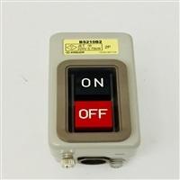 動力押ボタンSW BS210B2