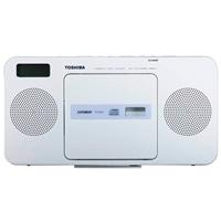 【数量限定】東芝CDラジオ TY-CR22(H)
