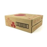 【ケース販売】山形代表りんご 160g×20本