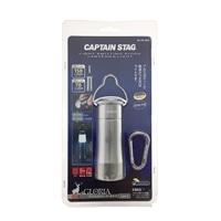 キャプテンスタッグ UK-4030 NEWグロリア アルミLEDランタン&ライト type2