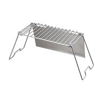 バーベキュー小物UG−30 グリルスタンドテーブル風防付