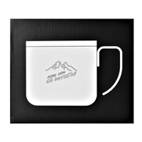 WSTマグカップ 350ml ブラック UE3485