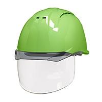 DICヘルメット AA11EVO-CSW ライナー有 フレッシュグリーンスモーク