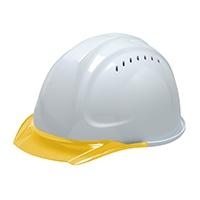 DIC ヘルメットSYA−C 白/蛍光オレンジ