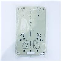 未来 積算電力計取付板 ベージュ B−2J−Z