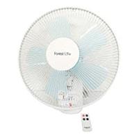 【数量限定・2020春夏】フィフティ リモコン式壁掛扇風機 FLE-KR308
