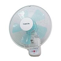 フィフティ リモコン式壁掛扇風機 FLE-KR309