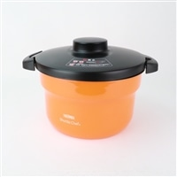真空保温調理器 シャトルシェフ 2.8L オレンジ