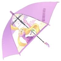 キッズ生地傘ディズニー ラプンツェル50cm
