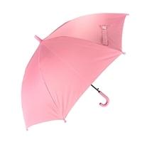 子供傘 UVカット率99.9%の晴雨兼用傘55cm ピンク