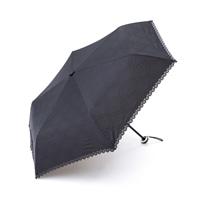 【数量限定】晴雨兼用 折りたたみ傘 55cm ダマスク