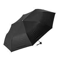 大きい晴雨兼用折傘 UVケア 65cm