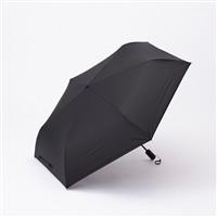 晴雨兼用自動開閉折り傘55cm ブラック