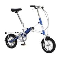 【数量限定・自転車】《ジック》折り畳み車 モバイリーワン MOBILLY ONE 12インチ ブルー