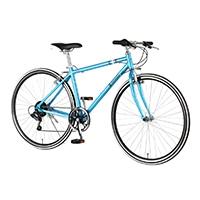 【店舗限定】【自転車】《ルノー》700C ルノーアルミ7006ライト BL