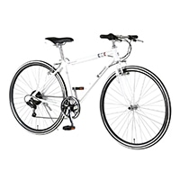 【店舗限定】【自転車】《ルノー》700C ルノーアルミ7006ライト WT