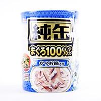 純缶ミニ かつお節入り 65g×3P