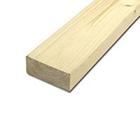 【加工可】岡元木材 特選 ツーバイ材 2x4 3F (約)38×89×910mm【別送品】【要注文コメント】