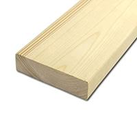 【加工可】岡元木材 特選 ツーバイ材 2×6 8F(約)38×140×2440mm【別送品】【要注文コメント】
