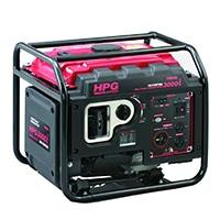 ワキタ インバーター発電機HPG3000i【別送品】