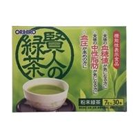 オリヒロ 賢人の緑茶 7g×30包