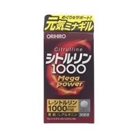 オリヒロ シトルリン MegaPower1000 240粒