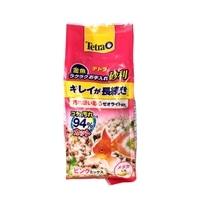 テトラ ラクラクお手入れ砂利 ピンクミックス 1kg