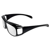 ワームス 拡大眼鏡メオーバーツインルーペグラス1 TW-BK