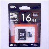 microSD 16GB CLASS10 UHS-�T対応 NBMSD-16