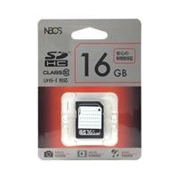 SDカード16GB CLASS10 UHS-�T対応 NBSD-16