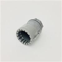【店舗限定】PF管コネクター グレーMFSK-16GSH