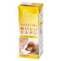 おいしいミルク バナナ風味 200ml
