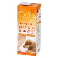 おいしいミルク フルーツミックス風味 200ml