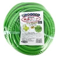 コーワ スーパーソフト延長コード でか太電線 三ツ口 22A 20m 緑