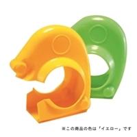 【ケース販売】ソフトカバーイエロー[4580179990013×100]【別送品】