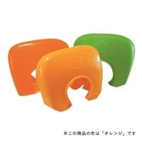 【ケース販売】ハードカバーオレンジ[4580179990044×100]【別送品】
