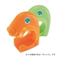 【ケース販売】ハイソフト蛍光オレンジ[4580179990075×100]【別送品】