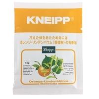クナイプ バスソルト オレンジ・リンデンバウム<菩提樹>の香り 分包 40g