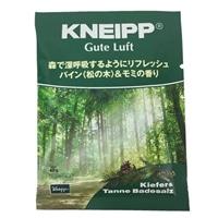 クナイプ グーテルフト バスソルト パイン<松の木>&モミの香り 分包 40g