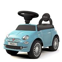 FIAT500 ブルー【別送品】