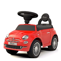 FIAT500 レッド【別送品】
